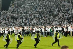 Polish Army Stadium Scariest Stadiums in World Football