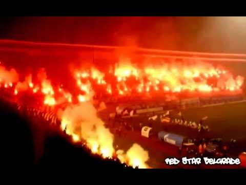 Red Star Stadium Scariest Stadiums in World Football