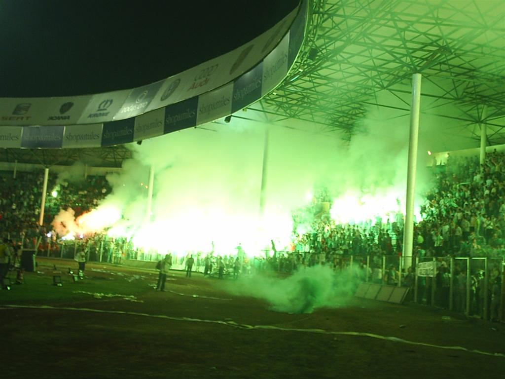 bursa ataturk Stadium Scariest Stadiums in World Football