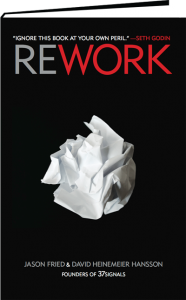 rework book summary