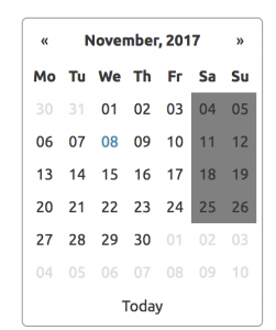 zebra-datepicker-always-shown