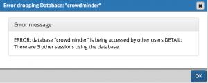 postgres-headache-wont-let-delete-database