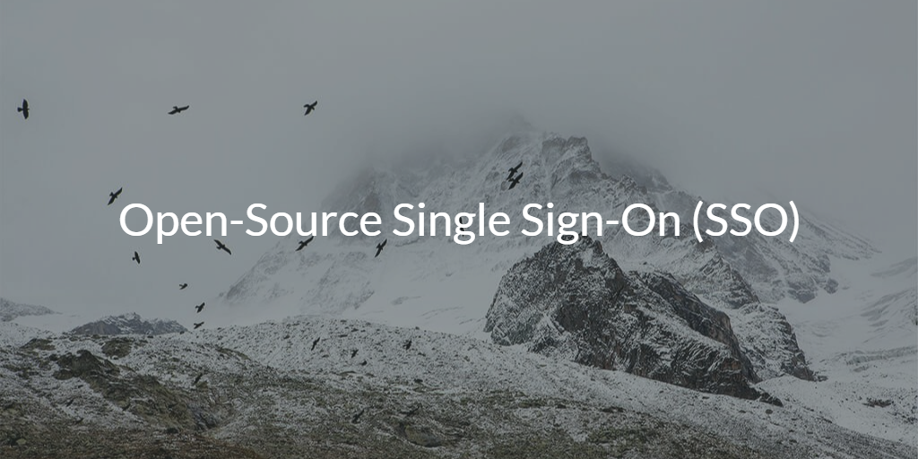 open-source-single-sign-on-and-IAM