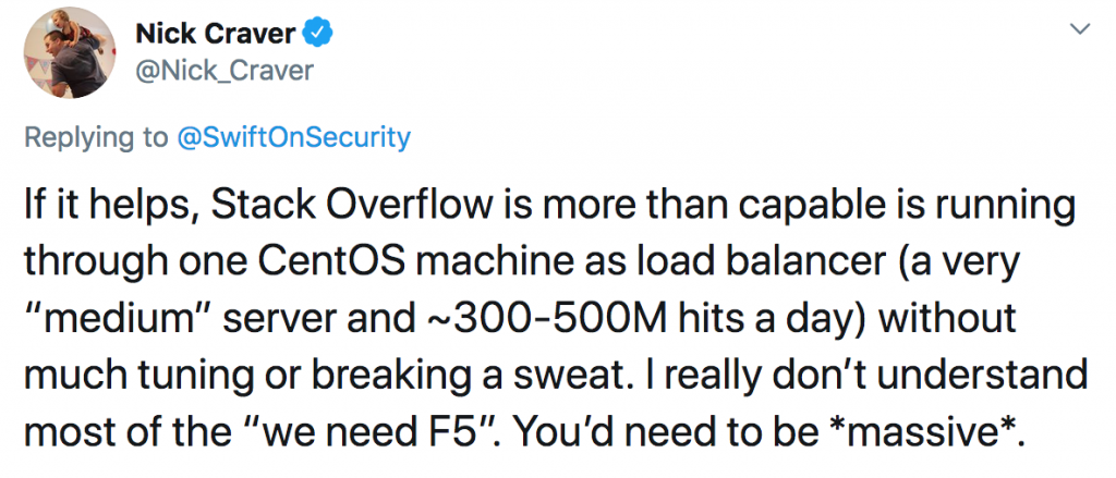 stackoverflow-load-balancer-centos